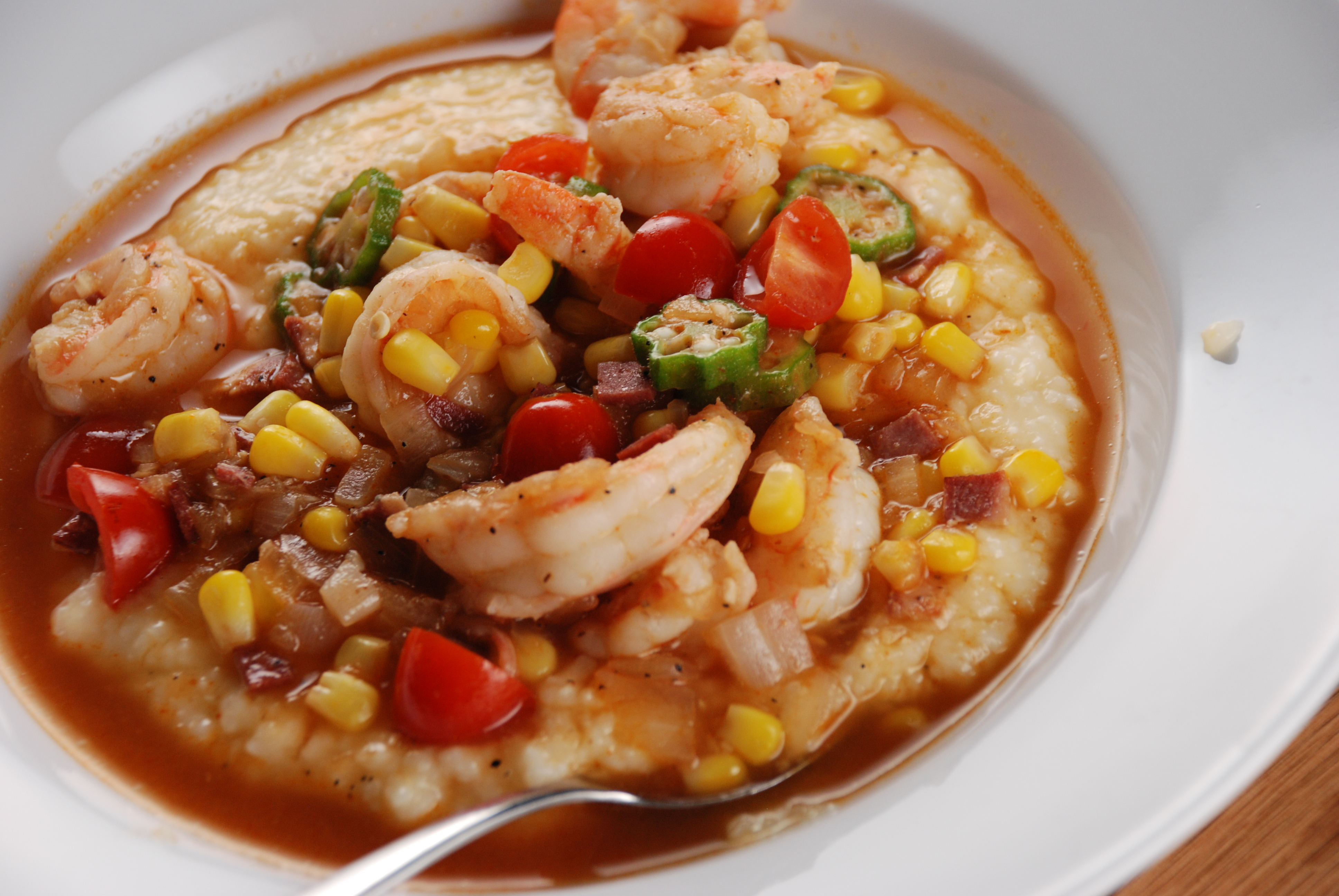 Shrimp And Grits Multiply Delicious
