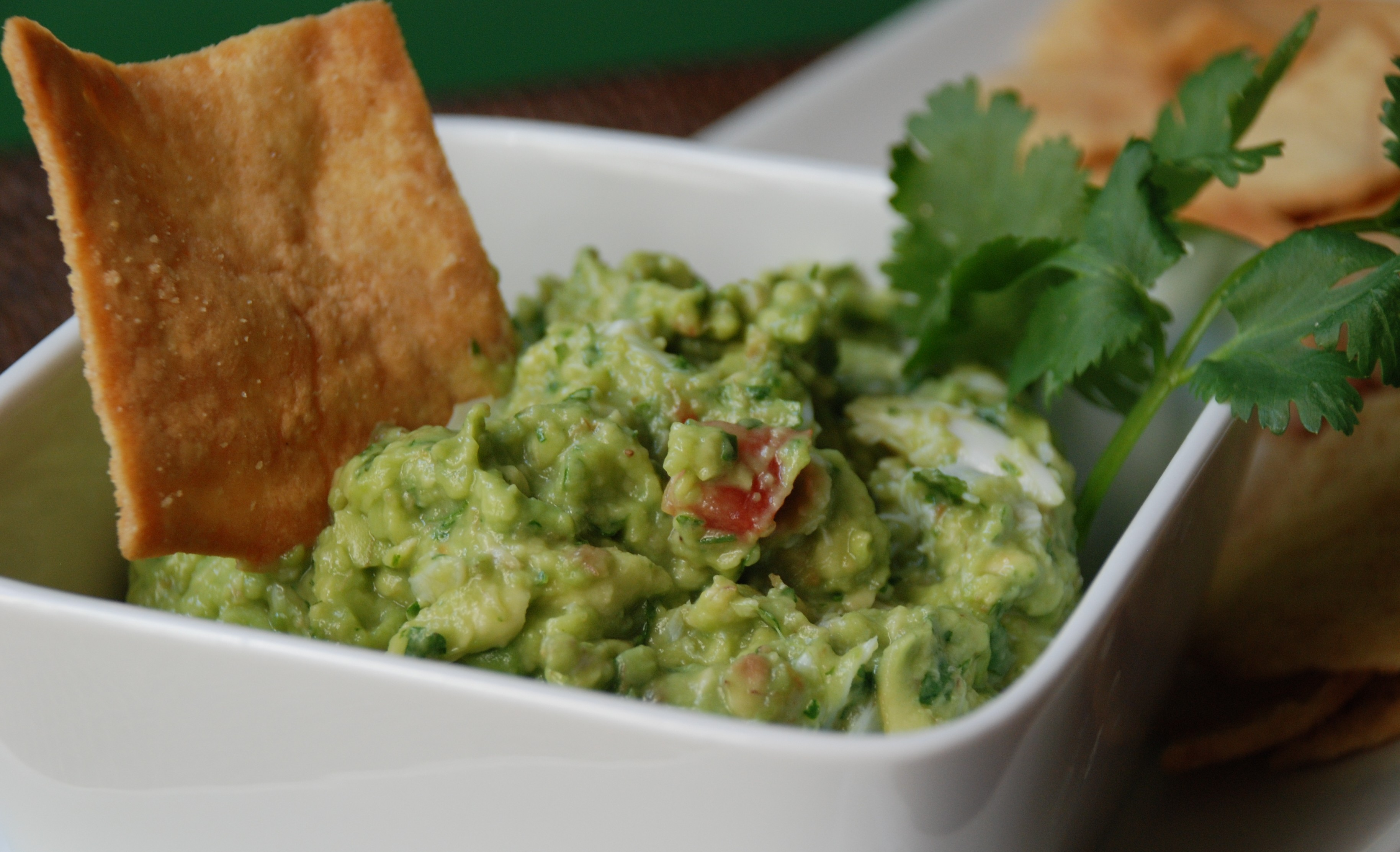 Avocado and Crab Dip